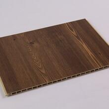 安康集成墙板装修300生态木室内装修图片