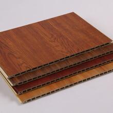 曲靖塑钢护墙板600竹木纤维效果图图片