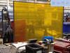 供應焊接防護用品焊接防護屏焊接遮光簾
