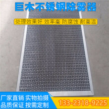 钛丝丝网除沫器TA1丝网除雾器TA2丝网除沫器图片