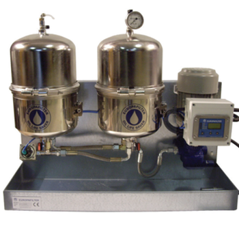变压器油过滤设备-EF500HY-久存工业Europafilter瑞锘帕-精密过滤器