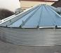 TCZK全鋼錐底裝配式鍍鋅鋼板倉玉米鋼板倉