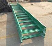 玻璃钢电缆桥架/抗酸碱梯式电缆桥架/走线槽拉挤桥架