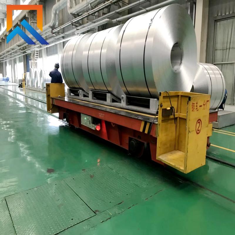20吨KPX蓄电池轨道平车剪叉式轨道平车轨道平车图纸提供供应商