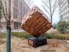 定制城市景观不锈钢雕塑摆件室外金属雕塑不锈钢精神堡垒雕塑