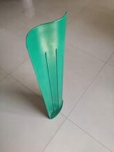 中央分隔帶護欄/玻璃鋼防眩板結構形式圖片