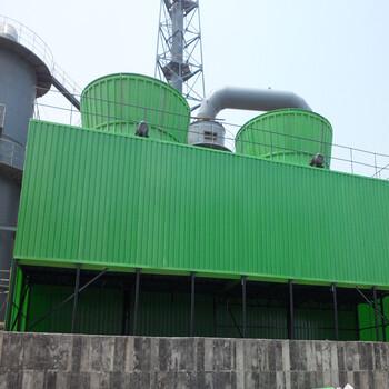 200吨方形逆流冷却塔出厂价—定制中央空调散热塔