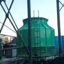 節能型圓形逆流式冷卻塔/超低噪聲冷卻塔定做/空調制冷設備