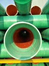 高品质玻璃钢管道--埋地式高压电力电缆用套管玻璃钢管--河北浩凯