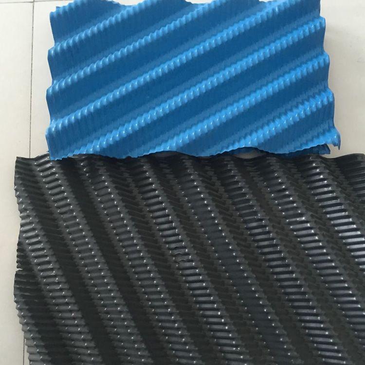 横流冷却塔高温填料/工业冷却塔填料厂家现货销售