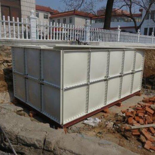 玻璃鋼水箱-玻璃鋼消防水箱-玻璃鋼模壓水箱價格