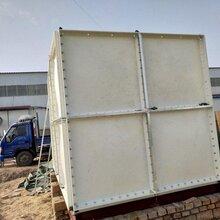 玻璃鋼生活水箱/SMC水箱板/浩凱玻璃鋼水箱安裝方法圖片