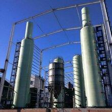 玻璃钢砖厂脱硝塔洗涤式脱硫塔工作原理湿式除尘器价位图片