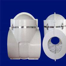 DN25-DN800阀门保温壳玻璃钢阀门保温罩壳工厂电缆保温壳图片