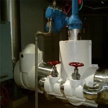 玻璃鋼保溫罩DN200防腐玻璃鋼閥門保溫殼蝶閥保溫殼圖片