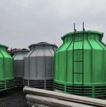 上饶玻璃钢圆形空调凉水塔高温冷却塔设计原则图片