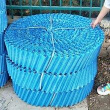 生產新型PVC冷卻塔填料--冷卻塔水處理填料產地圖片