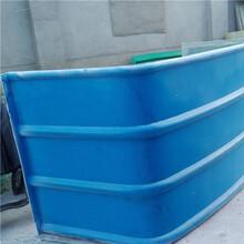 支持定制玻璃鋼弧形蓋板氧化溝密封拱形蓋板廠家價格圖片