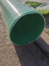 浩凱玻璃鋼廠家供應玻璃鋼風管耐腐蝕玻璃鋼通風管道圖片