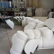 咸陽各種型號玻璃鋼閥門保溫殼貨源批發價圖片