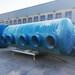 坚固耐用玻璃钢化粪池销售商/高性能污水处理厂化粪池