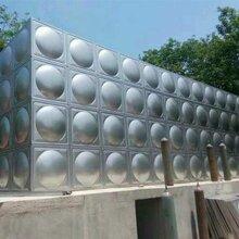 优质不锈钢水处理原装箱不锈� 钢方形保温水箱生▲产厂家图片