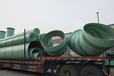 玻璃鋼廠家供應高性能玻璃鋼DN200管道工程排污管道