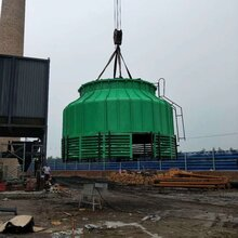 天津玻璃钢高温冷却塔/工业型冷却塔商家报价图片