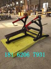 健身房用固定力量训练器平卧推胸训练器美能达健身器材厂家图片