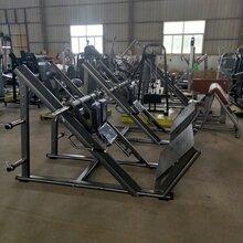 健身器材健身房器械商用力量器械美能达健身商用跑步机厂家图片