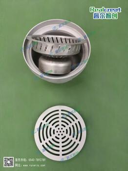 304不锈钢地漏易清洁排水系统车间排水