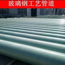夾砂電力管道--玻璃鋼輸水管道--FRP玻璃鋼管道廠家批發圖片