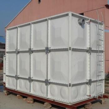 枣强smc玻璃钢水箱各种规格水箱可定制