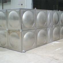 晉中不銹鋼環保水箱/大容量不銹鋼水箱廠家圖片