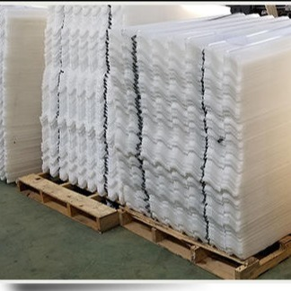 专业供应各式玻璃钢填料--S波填料——河北浩凯