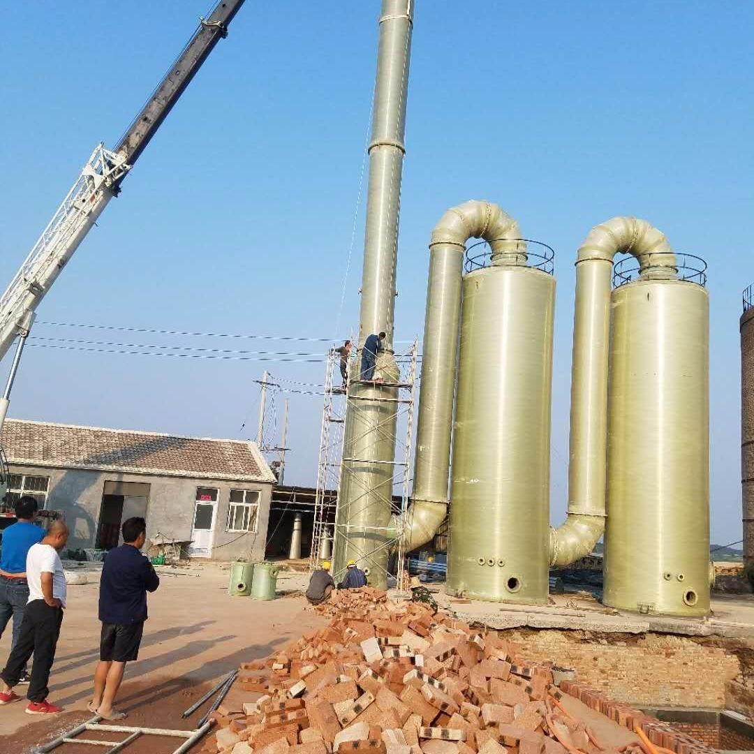 脱硫塔脱硫脱硝一体化工艺砖厂脱硫冶炼厂脱硫