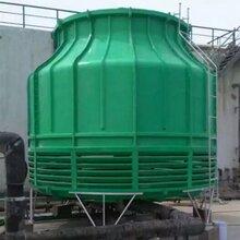 加工定制玻璃钢圆形冷却塔方形冷却塔工业型冷却塔