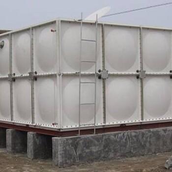 河北定制食品级玻璃钢水箱组装式玻璃钢水箱厂家发货