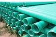 生產玻璃鋼O型管—長春電網建設DN250電纜管批發