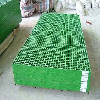 延安重載型格柵板/玻璃鋼格柵承重壓力