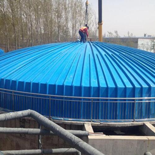 阻燃型污水池盖板/玻璃钢拱形盖板全国供货