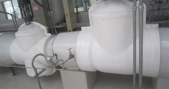 玻璃钢阀门保护壳--管道阀门保温壳--玻璃钢材质保温罩