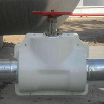 电厂阀门保温罩壳--可拆卸玻璃钢阀门保温壳--玻璃钢保温罩