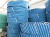 天津PVC淋水填料工業逆流式冷卻塔填料種類