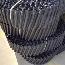 專業安裝更換工業填料--電廠冷卻塔填料--S波填料圖片