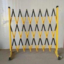 玻璃钢伸缩护栏--电力安全围栏--格栅板轻质绝缘价格保证图片