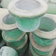 耐酸堿FRP管道法蘭棗強玻璃鋼法蘭加工廠圖片