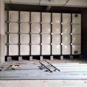浩凯FRP水箱生产工艺流程—玻璃钢消防水箱制造标准