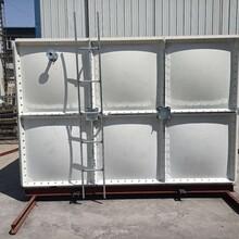 泉州玻璃钢水箱组装方法/玻璃钢水箱种类选择图片