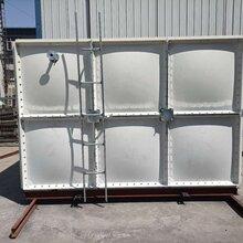 抚州玻璃钢供水设备-玻璃钢水箱成本报价图片